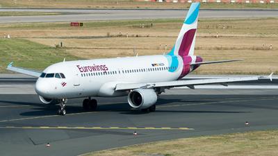 D-ABZN - Airbus A320-216 - Eurowings