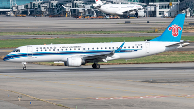B-3216 - Embraer 190-100LR - China Southern Airlines