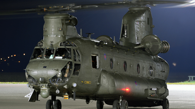 ZA713 - Boeing Chinook HC.2 - United Kingdom - Royal Air Force (RAF)