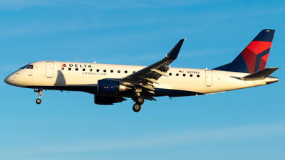 N278SY - Embraer 170-200LL - Delta Connection (SkyWest Airlines)