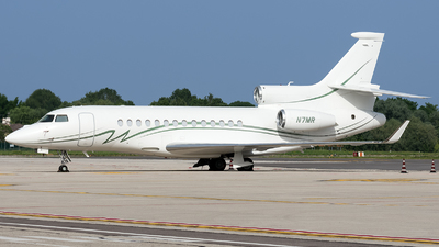N7MR - Dassault Falcon 7X - Private