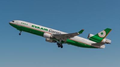 B-16112 - McDonnell Douglas MD-11(F) - Eva Air Cargo