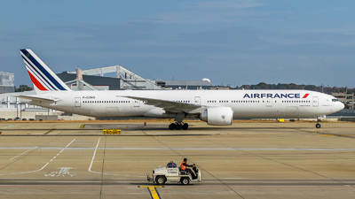 F-GZNS - Boeing 777-328ER - Air France