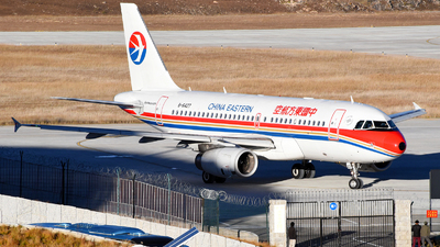 B-6427 - Airbus A319-133 - China Eastern Airlines