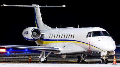9H-IDB - Embraer ERJ-135BJ Legacy 600 - Blue Square Aviation