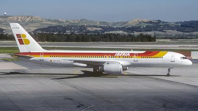 EC-FUA - Boeing 757-256 - Iberia