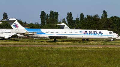 UR-COU - McDonnell Douglas MD-83 - Anda Air