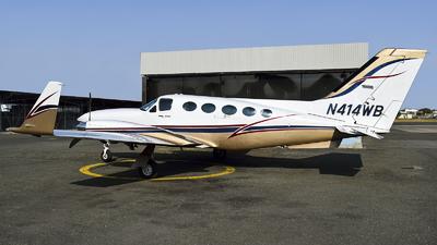 N414WB - Cessna 414A Chancellor - Private