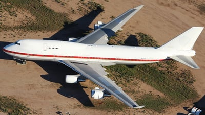 N7477C - Boeing 747-47C - Untitled