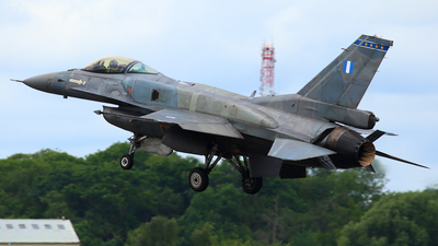 504 - Lockheed Martin F-16CJ Fighting Falcon - Greece - Air Force
