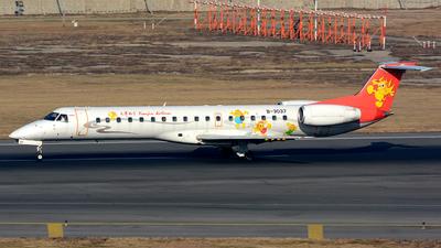 B-3037 - Embraer ERJ-145LI - Tianjin Airlines