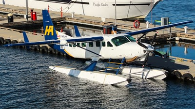 C-FLHA - Cessna 208B Grand Caravan - Harbour Air