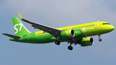 VQ-BDQ - Airbus A320-271N - S7 Airlines