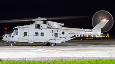 ZJ120 - Agusta-Westland Merlin HC.3 - United Kingdom - Royal Navy