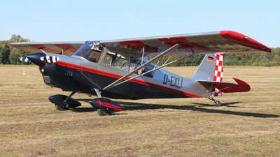 D-EXLI - Bellanca 8KCAB Decathlon - Private