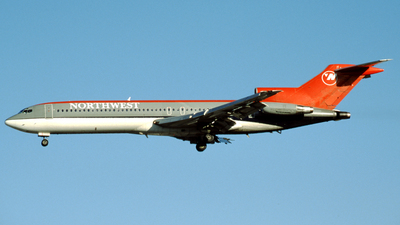 N290US - Boeing 727-251(Adv) - Northwest Airlines