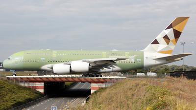 F-WWSB - Airbus A380-861 - Etihad Airways