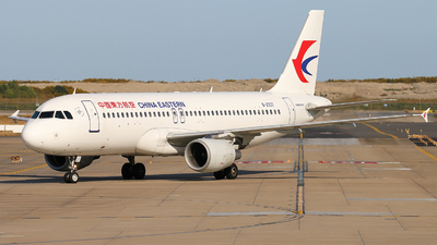 B-2337 - Airbus A320-214 - China Eastern Airlines