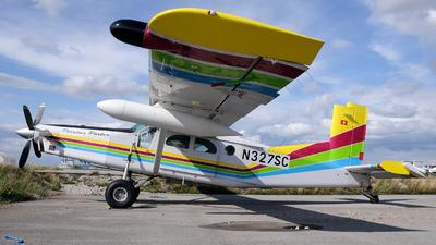 N327SC - Pilatus PC-6/B2-H4 Turbo Porter - Private