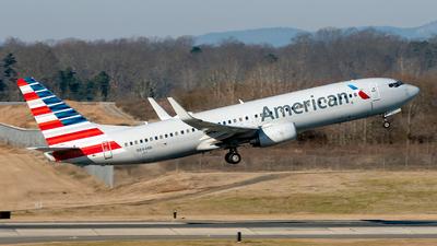 N844NN - Boeing 737-823 - American Airlines