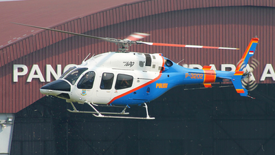 P-3202 - Bell 429 - Indonesia - Police