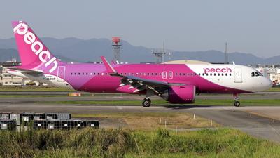 JA201P - Airbus A320-251N - Peach Aviation
