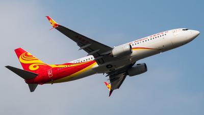 B-1799 - Boeing 737-84P - Hainan Airlines