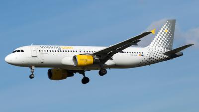 A picture of ECHHA - Airbus A320214 - [1221] - © RAFAL KUKOWSKI