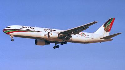 A4O-GS - Boeing 767-3P6(ER) - Gulf Air