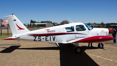 ZS-EIV - Piper PA-28-180 Cherokee C - Westline Aviation