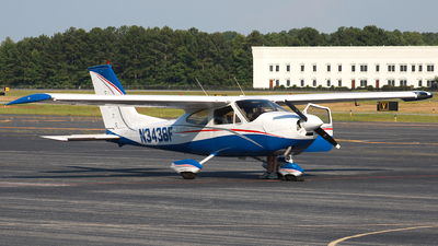 N3436F - Cessna 177 Cardinal - Private
