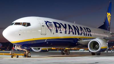 EI-FZH - Boeing 737-8AS - Ryanair