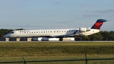 N293PQ - Bombardier CRJ-900LR - Delta Connection (Endeavor Air)