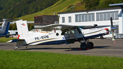 PK-BVM - Pilatus PC-6/B2-H4 Turbo Porter - Susi Air