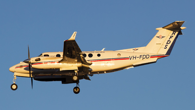VH-FDD - Beechcraft B300C King Air 350C - Royal Flying Doctor Service of Australia (Queensland Section)