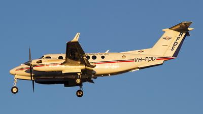 A picture of VHFDD - Beech B300C King Air - [FM69] - © Dave Parer