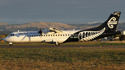 ZK-MVH - ATR 72-212A(600) - Air New Zealand Link (Mount Cook Airline)