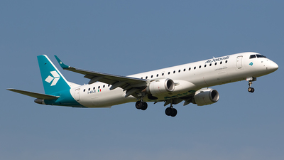I-ADJX - Embraer 190-200LR - Air Dolomiti