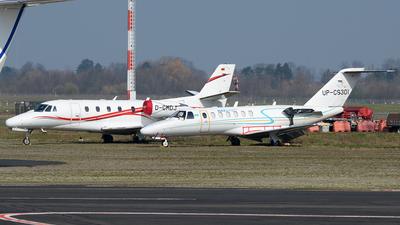UP-CS301 - Cessna 525B CitationJet 3 - Kaz Air Jet
