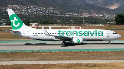 PH-HXM - Boeing 737-8K2 - Transavia Airlines