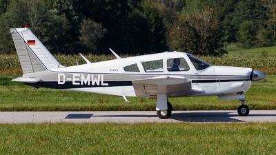 D-EMWL - Piper PA-28R-200 Cherokee Arrow - Private