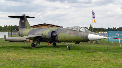 25-12 - Lockheed F-104G Starfighter - Germany - Air Force