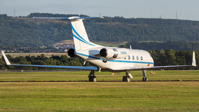 N388MM - Gulfstream G-III - Private