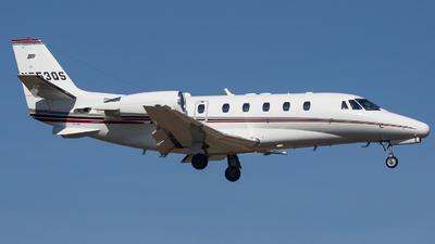N553QS - Cessna 560XL Citation XLS - NetJets Aviation