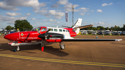 G-TURF - Reims-Cessna F406 Caravan II - United Kingdom - Coast Guard