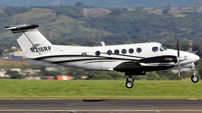 N216RP - Beechcraft B200 Super King Air - Private