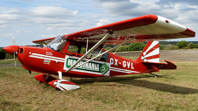 CX-GVL - Bellanca 8KCAB Decathlon - Private