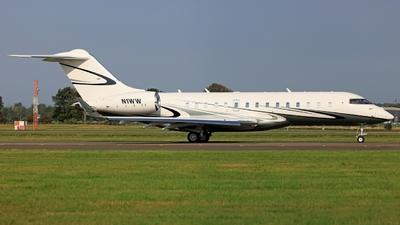 N1WW - Bombardier BD-700-1A10 Global 6000 - Private