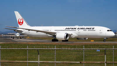 JA875J - Boeing 787-9 Dreamliner - Japan Airlines (JAL)