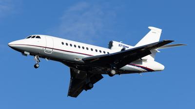 N718MM - Dassault Falcon 900EX - Private